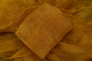 Regal Chiffon Burnt Gold 25yds Ribbon